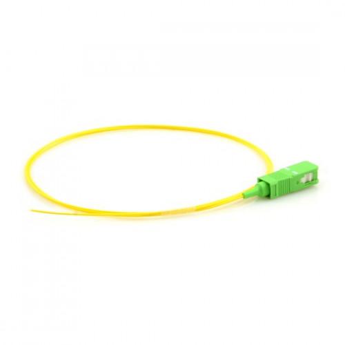 CMW Ltd  | OS2 1m SC APC 9/125 singlemode Yellow Pigtail
