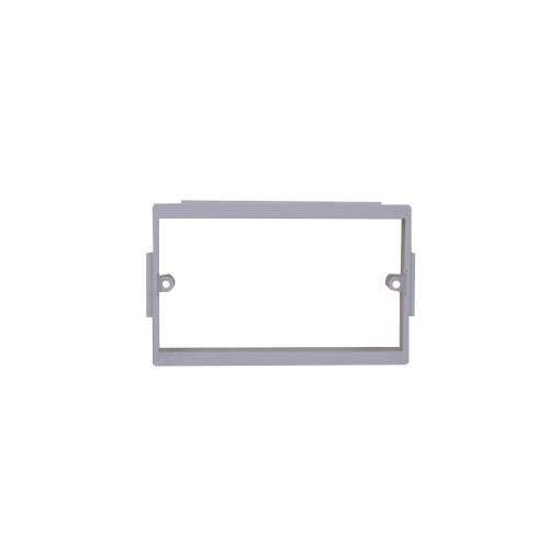 DTZ2 CL20MB. | Double Gang Data Accessory Plate