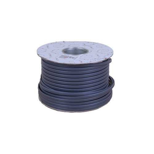 2.5mm 6242Y Grey Flat Twin & Earth Cable (100m Reel)