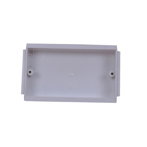 Falcon FSB/2-25 | 25mm Deep Double Gang Accessory Box