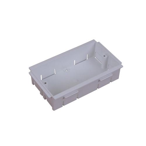 FSB/2  | 35mm Deep Double Gang Accessory Box