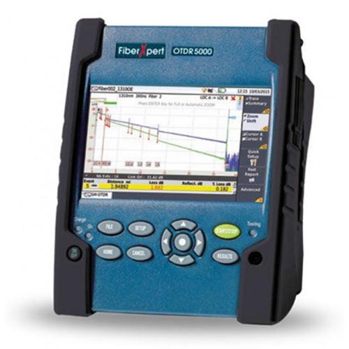 CMW Ltd    Softing FiberXpert  OTDR 5000 Quad  Multimode/Singlemode 850/1300/1310/1550nm Optical Time Domain Reflectometer