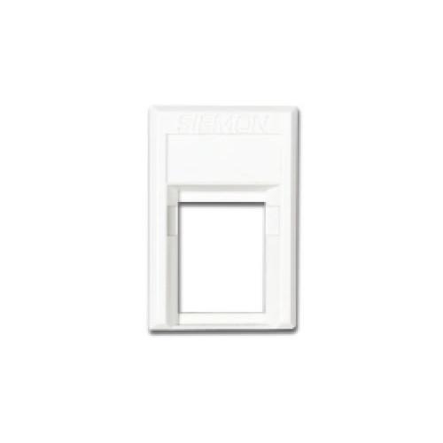 Siemon FY-MXZ2-02 | Siemon MAX 6C Flexyoke White Bulk
