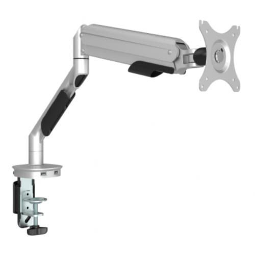 Gas Single Monitor Arm with USB (Each)