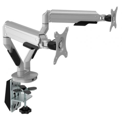 CMW Ltd  | Gas Double Monitor Arm with USB