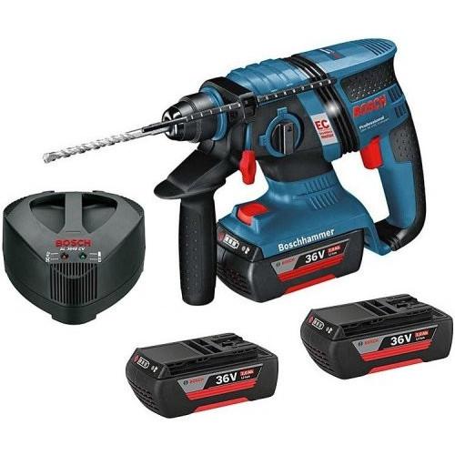 CMW Ltd  | Bosch 36v SDS Hammer 3 Batteries
