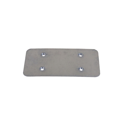 TRENCH SA4STC | 100 x 100mm Galvanised Trunking Internal Couplers (Per pair)