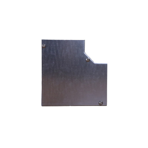 CMW Ltd, Algar, Galvanised Cable Trunking    100 x 50mm Tamper Proof Galvanised Trunking Flat Bend