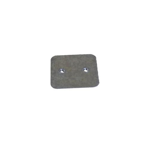 CMW Ltd, Algar, Galvanised Cable Trunking  | 50mm Tamper Proof Galvanised Trunking Couplers (Per pair)