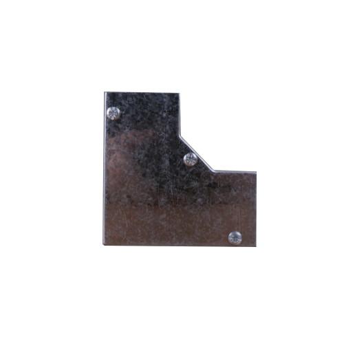 CMW Ltd, Algar, Galvanised Cable Trunking    50 x 50mm Galvanised Trunking Flat Bend