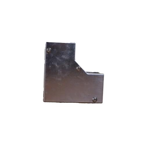 CMW Ltd, Algar, Galvanised Cable Trunking    50 x 50mm Tamper Proof Galvanised Trunking Flat Bend