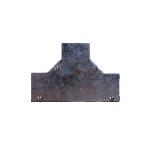 CMW Ltd, Algar, Galvanised Cable Trunking    50 x 50mm Tamper Proof Galvanised Trunking Flat Tee