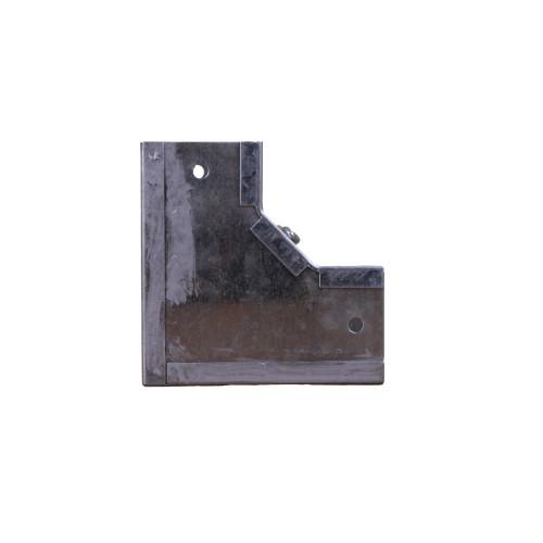 CMW Ltd, Algar, Galvanised Cable Trunking    50 x 50mm Galvanised Trunking Internal Bend