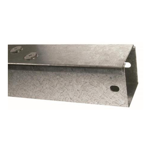 TRENCH Galvanised Cable Trunking ST22   50mm x 50mm Galvanised Trunking, 3m length