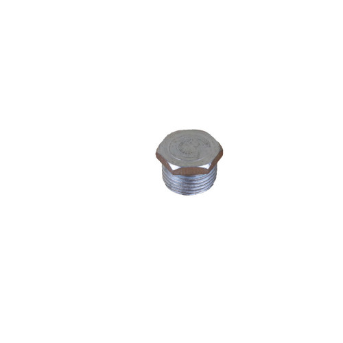 Metpro HSP1G | 20mm Hot Dipped Galvanized Stop End Plug Class 4