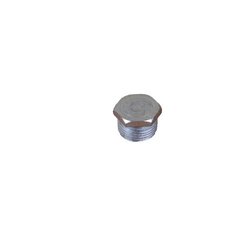Metpro HSP1G | 20mm Hot Dipped Galvanized Stop End Plug Class 4