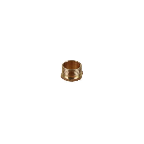 CMW Ltd Galvanised Conduit Fittings MBBS1 | 20mm Brass Bush