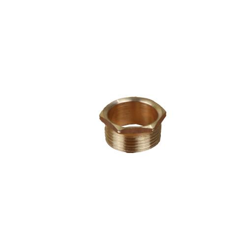 CMW Ltd Galvanised Conduit Fittings MBBS2 | 25mm Brass Bush-Short