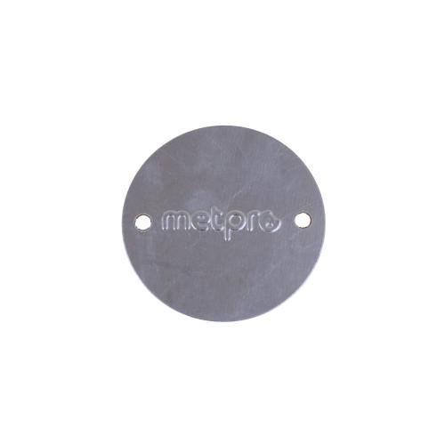 Metpro BL1G | Pre-Galvanized Steel Box Lids for the 20 / 25mm ( Each)