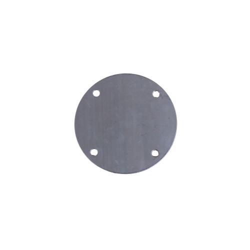 Finelite LGLG-32MM | Galvanised Box Lids for the 32mm