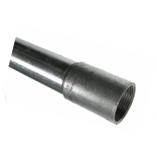 Metpro GC20/3 | 20mm 3.0m Hot Dipped Galvanized Steel Conduit Tube Class 4 ( Each)