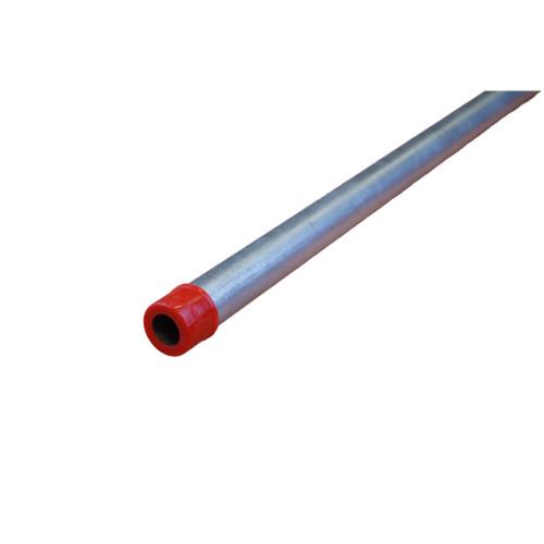 Metpro GC32 32mm 3.75m Hot Dipped Galvanized Steel Conduit Tube  Class 4 ( Each)