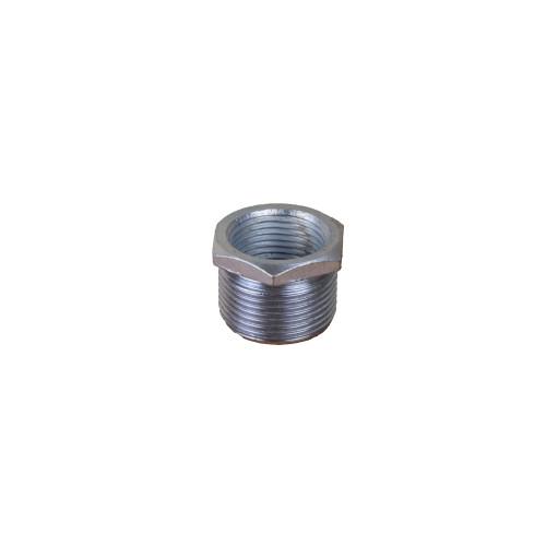 CMW Ltd, Galvanised Flexible Conduit  HR2G | 25-20mm Galvanised Reducer