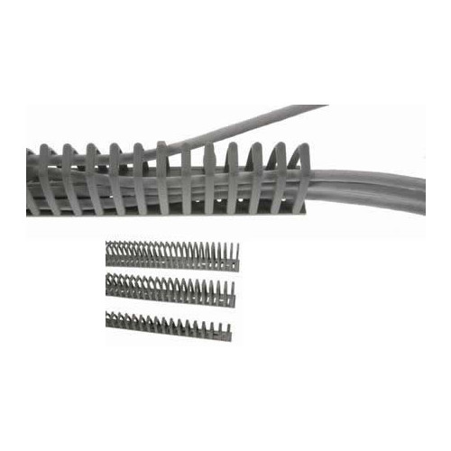 Cablecraft GMF-20T | 20mm x 20mm Grey Flexible Duct (0.5m long)
