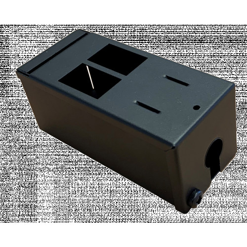 2 Way GOP Box 60mm High with 20mm Entry