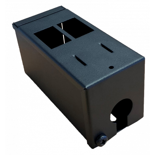 CMW Ltd    2 Way GOP Box 70mm High with 25mm Entry