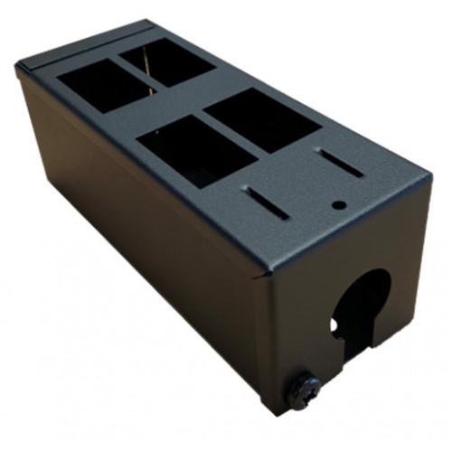 CMW Ltd    4 Way GOP Box 60mm High with 25mm Entry