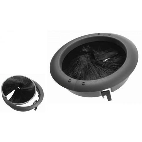 CMW Ltd  | Grey Air-Quiff Circular Grommet