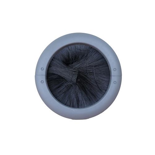 Grey Air-Quiff Circular Grommet (Each)