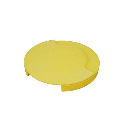 Yellow Safety Cover Lid (Each)