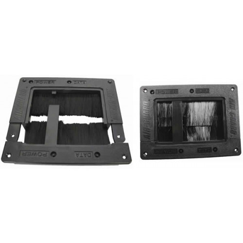 CMW Ltd, Floor Cable Grommets  | Airguard 2 Part Floor Grommet
