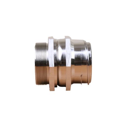 CMW Ltd, Galvanised Flexible Conduit     50mm Galvanised Swivel Gland & Locknut