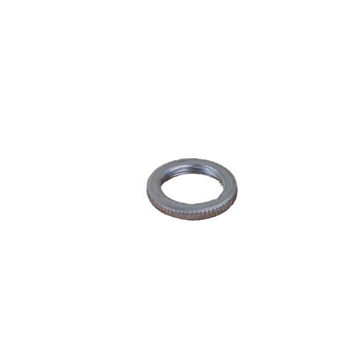 CMW Ltd, Galvanised Rigid Conduit Tube Fittings LR1 | 20mm Galvanised Lockring