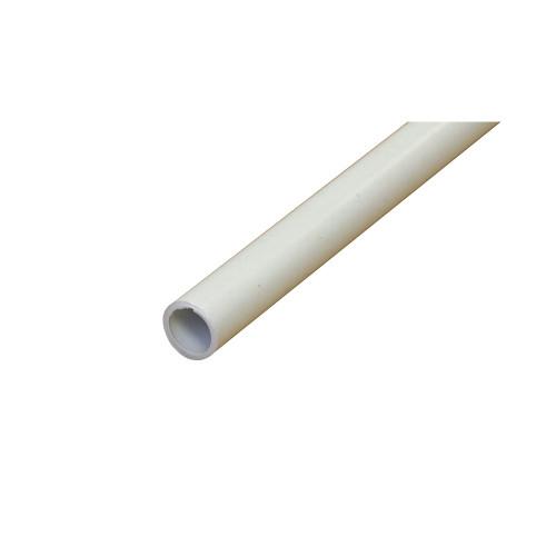 Dietzel Univolt LSF Plastic Conduit 3m Conduit Length 20mm White