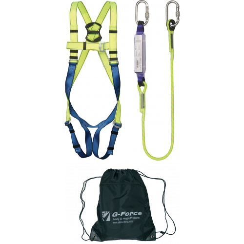 CMW Ltd  | Harness & Shock Absorber Lanyard Kit