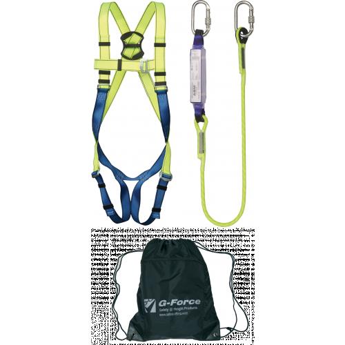 CMW Ltd    Harness & Shock Absorber Lanyard Kit
