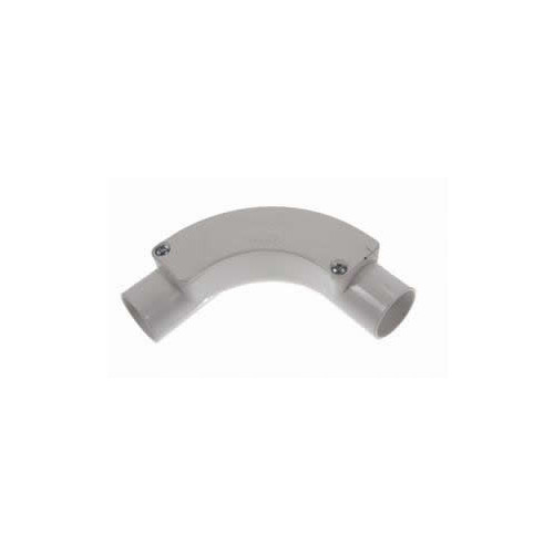 20mm White Inspection Bend (Each)