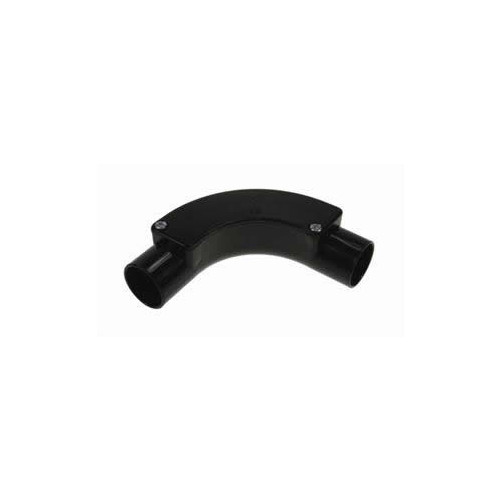 25mm Black Inspection Bend (Each)