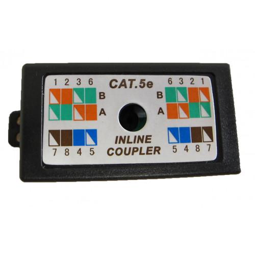 F78BKB    Cat5e IDC Connection Box