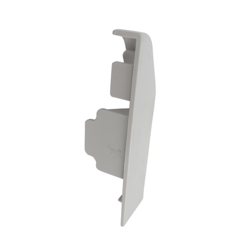 Marshall Tufflex Sovereign Plus White Right Hand End Cap (Each)