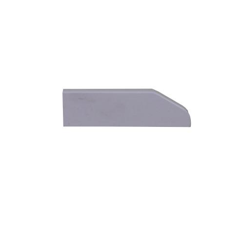Marshall-Tufflex  JM20WH | Marshall Tufflex Sovereign Plus White Right Hand End Cap
