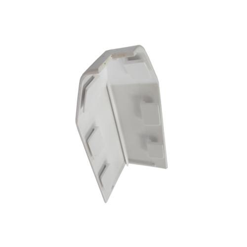 Marshall Tufflex Sovereign Plus Skirting Trunking External Angle (Each)