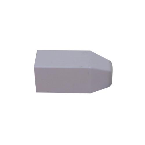 Marshall-Tufflex  JM24WH | Marshall Tufflex Sovereign Plus Skirting Trunking External Angle