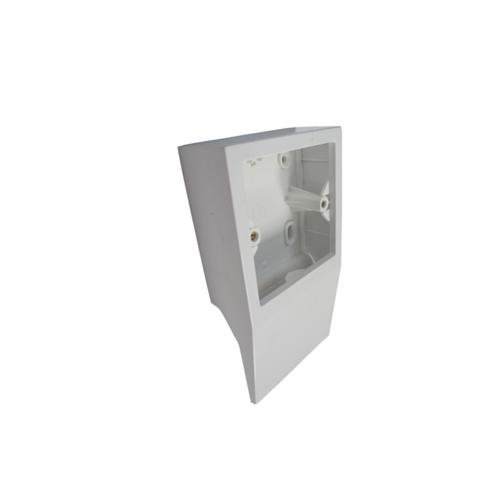 Marshall Tufflex Sovereign Plus White 1 Gang Accessory Box (Each)