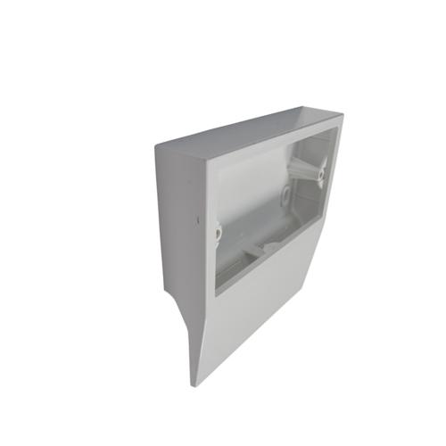 Marshall Tufflex Sovereign Plus White 2 Gang Accessory Box (Each)