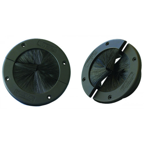"""KoldLok® 40001 101mm 4"""" Round Brush Grommet (Each)"""